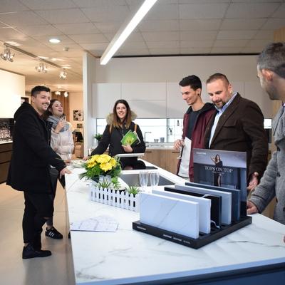 Inaugurazione nuovo showroom