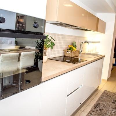 Appartamento a Bologna Cucina