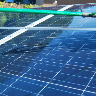 pulizia fotovoltaico