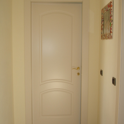 porta interna laccata