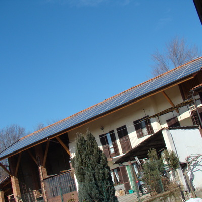 Fotovoltaico cascinale Rivara (TO)