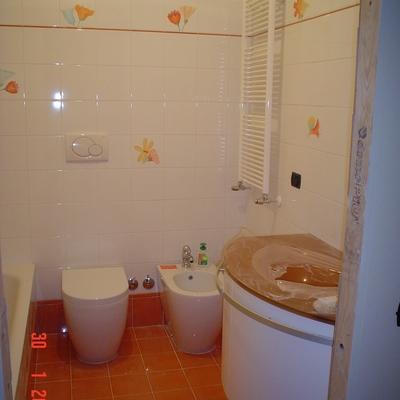 Realizzazione nuovo bagno