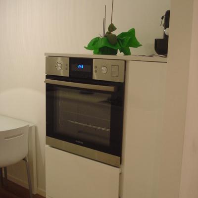 colonna forno cucina