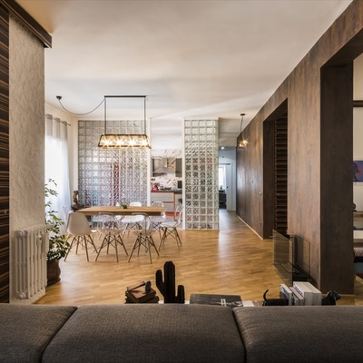 Living/Open space