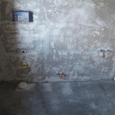 Rifacimento bagno con rivestimento in resina