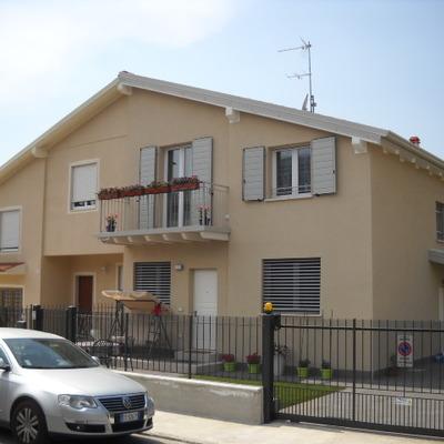 Villetta marcolini - villaggio Montini, Brescia