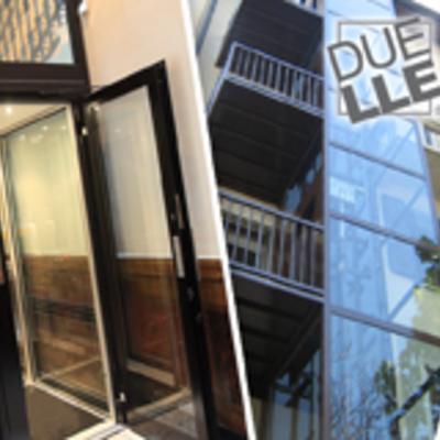 Edifici esistenti senza ascensore - Strutture metallliche