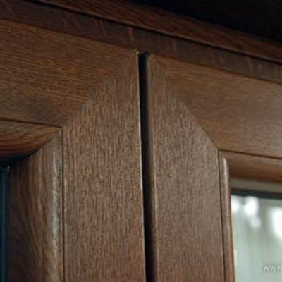 effetto legno PVC