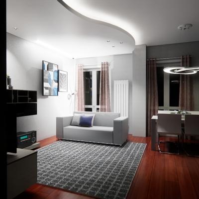 Restyling appartamento in Torino