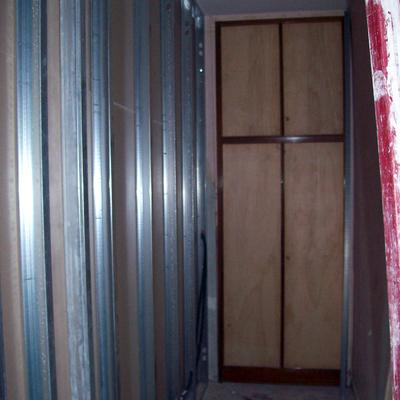 Esempio creazione cabina armadio