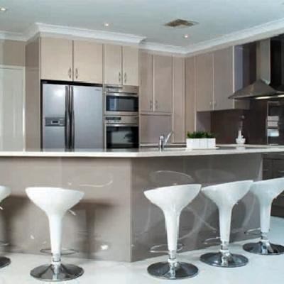 Esempio cucina moderna laccata su misura