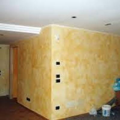 Esempio di pittura di interni