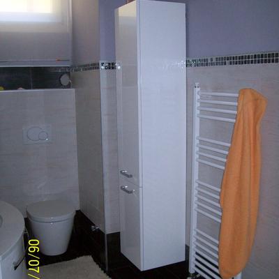 Esempio rifacimento completo bagno patronale