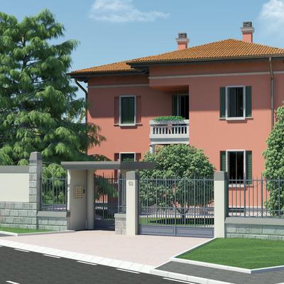 Progetto ristrutturazione Villa Singola