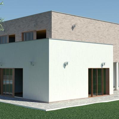 Progetto Villa Singola