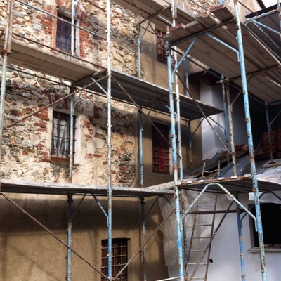 facciata ristrutturazione