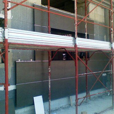 facciata ventilata in ceramica - bari