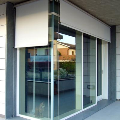 finestra ad angolo