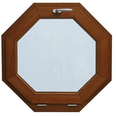 finestra ad ottagono
