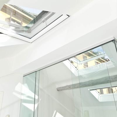 Finestra per tetti Roto Designo R6 RotoTronic elettrica - 7