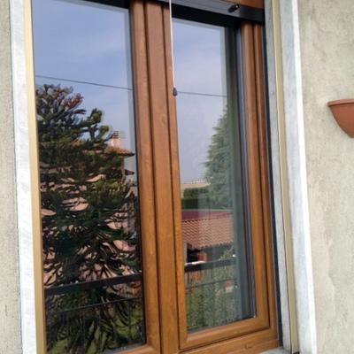 035 serramenti e vetri carvico - Finestre pvc opinioni ...