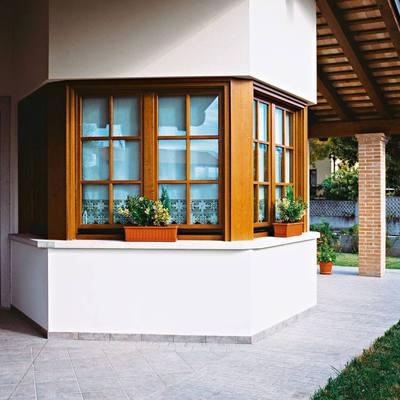 finestra su 3 lati