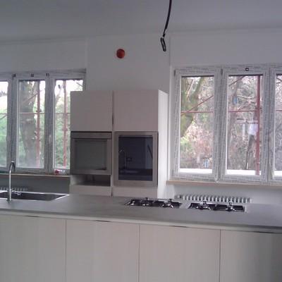 finestre e cucina