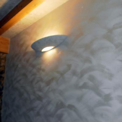 finiture d'interni con decorazione murale e Applique in gesso parietale