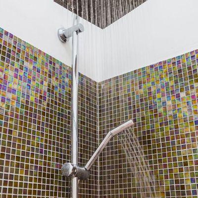 diversi stile di docce