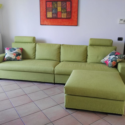 Rifacimento fodere divano