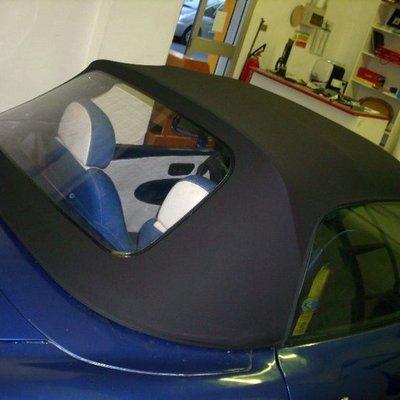 fornitura e sostituzione capote auto