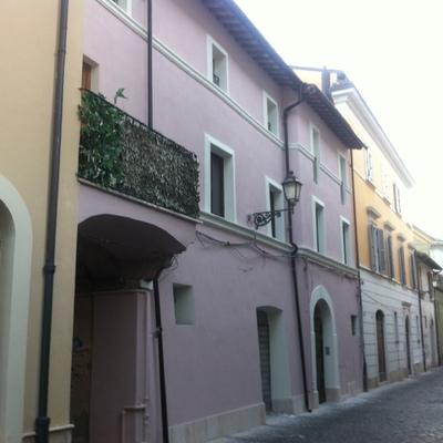 rifacimento facciata centro storico