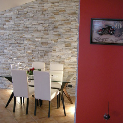Ristrutturazione appartamento mansardato fuori Torino