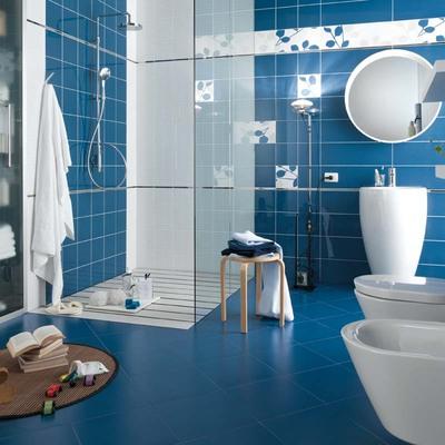 Bagno Azzurro: Acquista tappeti bagno.