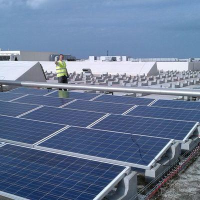 Posizionamento pannelli fotovoltaici