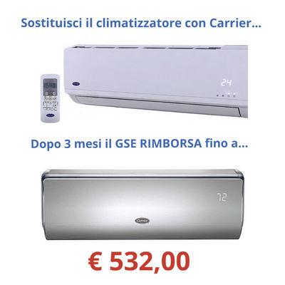 CONTO TERMICO CLIMA CARRIER