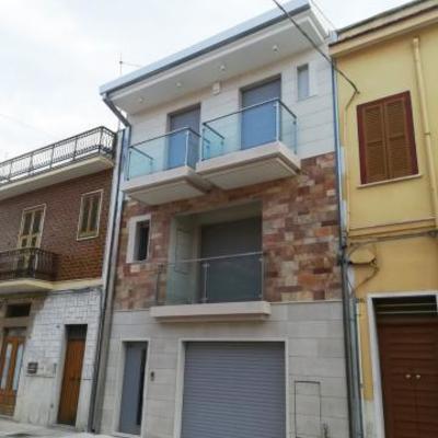 casa F - facciata