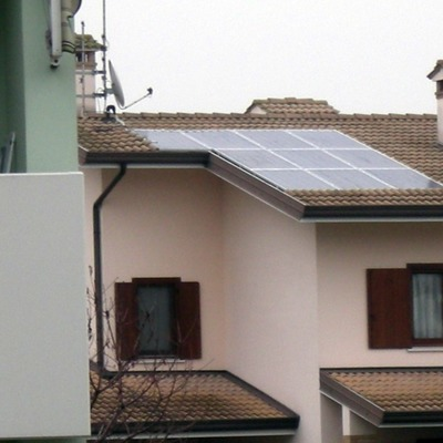 FOTOVOLTAICO 4,2kWp PIERIS - SAN CANZIAN D'ISONZO