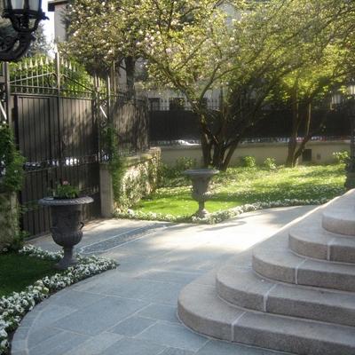 giardino villa