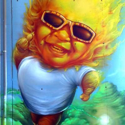 Graffiti & murales