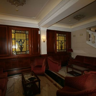 HALL HOTEL BARBERINI
