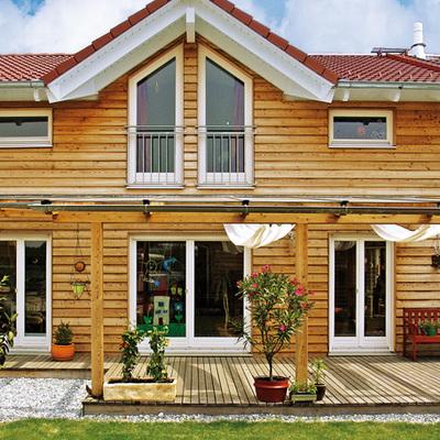 Haus Jettenbach - Regnauer Hausbau