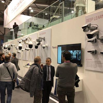 visita alla fiera della sicurezza 2017