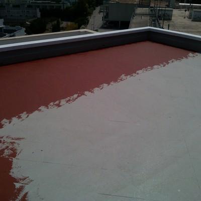 Impermeabilizzazione guaina liquida fibrorinforzata -20°