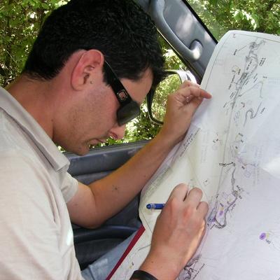 RILIEVO TOPOGRAFICO - AMPLIAMENTO TERZA CORSIA AUTOSTRADA A1 - 2009