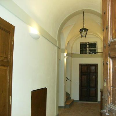 Ristrutturazione di Vano scala condominiale palazzo storico in centro Perugia