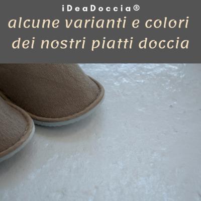 Finiture piatti doccia iDeaDoccia®