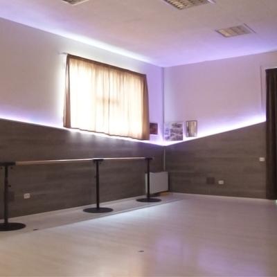 Ristrutturazione di una palestra & scuola di danza a San Miniato (PI)