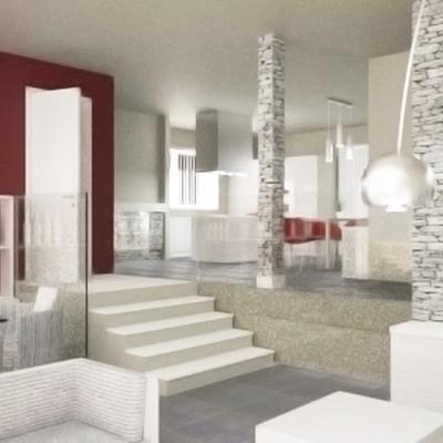 Ristrutturazione di un appartamento a Ponte a Egola (PI)