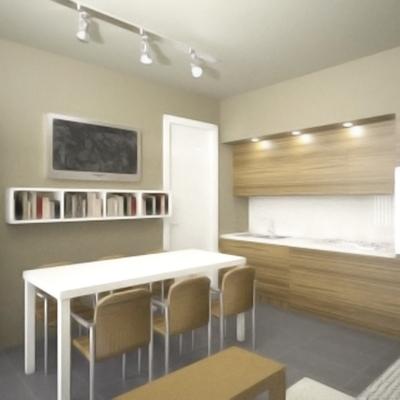 Design d'interni per appartamento San Miniato (PI)